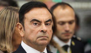 Arrestan en Japón al presidente de Nissan por irregularidades fiscales