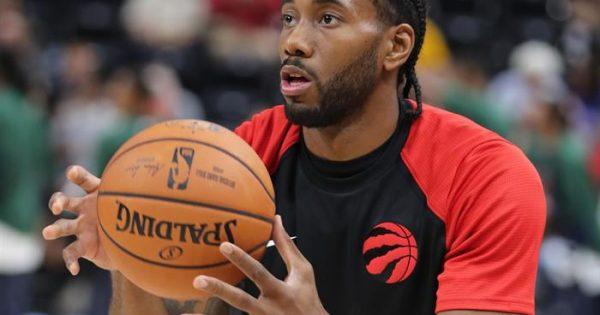 Leonard aporta doble-doble y Raptors logran quinto triunfo seguido