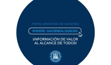 Ministerio de Hacienda presenta portal de finanzas publicas