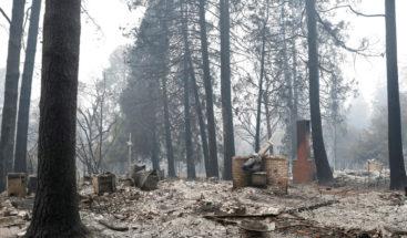 Temor en California tras incendio afectó parte de un complejo nuclear