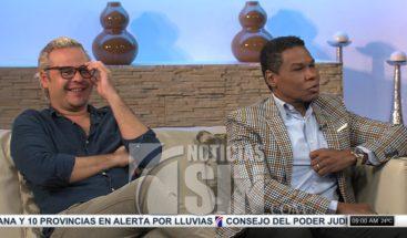 Entrevista a Frank Perozo y Raymond Pozo en El Despertador