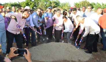 INVI inicia construcción de proyecto habitacional en Montecristi