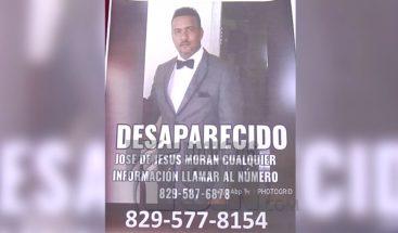 Buscan taxista de Uber desaparecido hace 5 días en Santiago