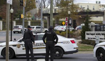 Tiroteo reportado en Centro Médico Militar de Maryland fue un simulacro