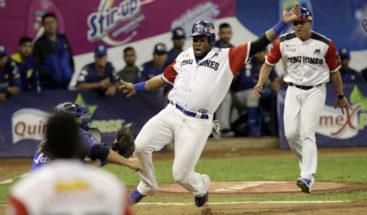 El dominicano Yeison Asencio es designado Jugador de la Semana en LVBP