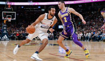 Millsap, Murray y Beasley lideran a los Nuggets en los Lakers