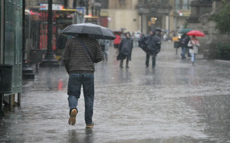 Vaguada y onda tropical provocaran aguaceros en gran parte del país