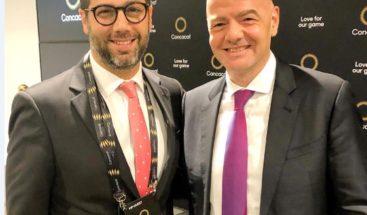 La FIFA nombra Comité de Normalización en Fedofútbol
