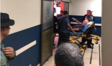 Martinelli internado en cuidados intensivos tras crisis de hipertensión