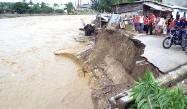 RD entre países con mayor riesgo de sufrir evento natural catastrófico