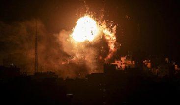 Aumentan temores de guerra en Gaza tras docenas de cohetes y bombardeos