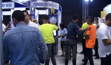 Nashla y Raymond presentan ponencia de cine en Feria de Emprendedores