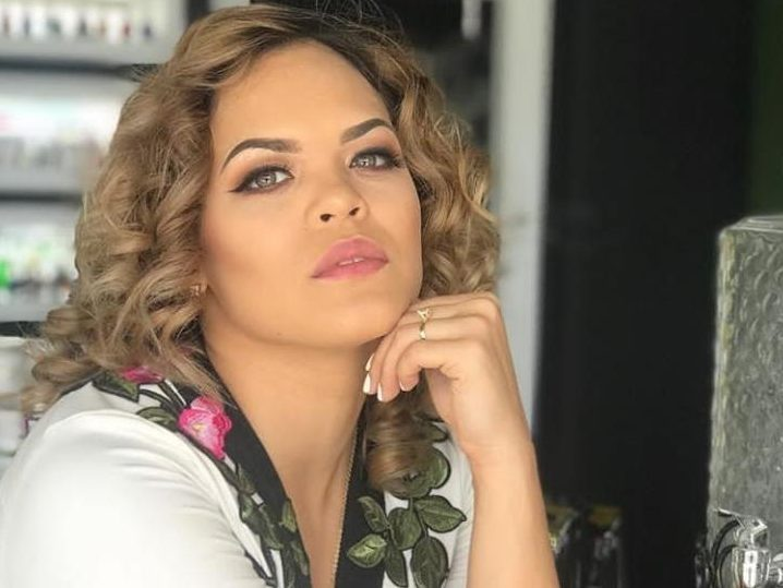Comunicadora Kiara Romero fue trasladada a Cedimat
