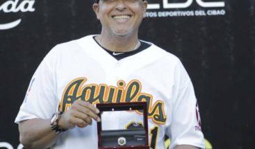 Despiden al dirigente de las Águilas Cibaeñas, Lino Rivera