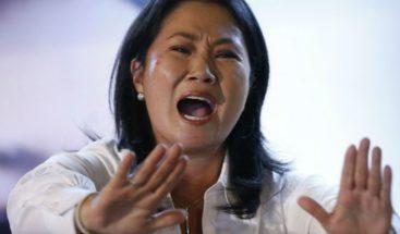 Keiko Fujimori tiene