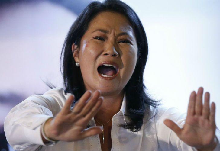 Fiscalía amplía investigación a Keiko Fujimori y analiza nuevo pedido prisión