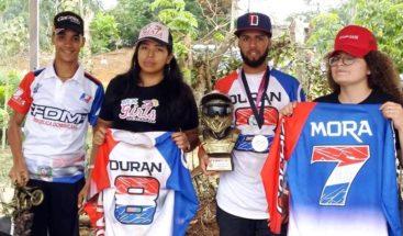 RD hace historia gana campeonato motocross Naciones Latinoamericanas
