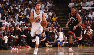 Raptors y Warriors caen derrotados; LeVert sufre una grave lesión