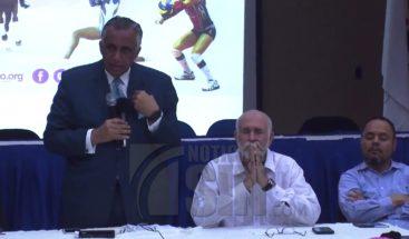 Antonio Acosta aspira a sustituir a Luisín Mejía en el Comité Olímpico