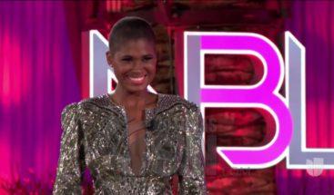 Ceylin Rosario entre las tres finalistas en Nuestra Belleza Latina