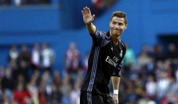 Cristiano Ronaldo acude a las Finales ATP para ver a Djokovic