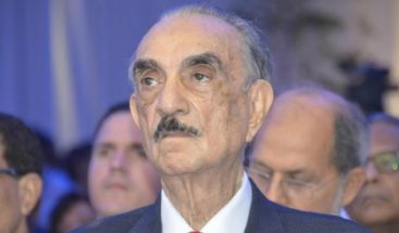 Muere el político y abogado José Rafael Abinader