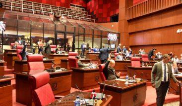Senado aprueba en dos lecturas proyecto presupuesto complementario 2019