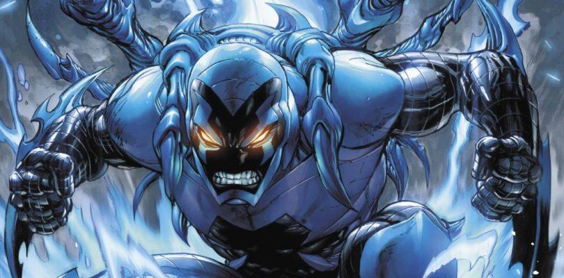 Warner Bros. prepara cinta sobre Blue Beetle protagonizada por un latino
