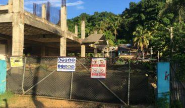Exigen terminación de la construcción del hospital de Las Terrenas