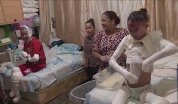 El Bronx: hermanos dominicanos padecen rara enfermedad y piden ayuda