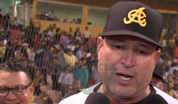 Águilas Cibaeñas proponen a Manny Acta extensión de contrato