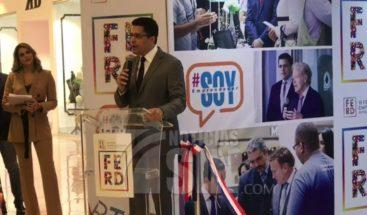 Collado inaugura Feria de Emprendedores 2018 para estimular a jóvenes