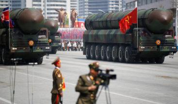 Corea del Norte no ha renunciado a programa de armas nucleares