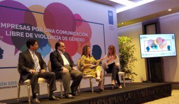 PNUD y sector privado dialogan sobre comunicar sin violencia de género