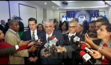 Canciller Miguel Vargas asegura que Haití no representa peligro para RD