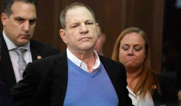 Juez mantiene caso Weinstein y en marzo habrá audiencia previa al juicio