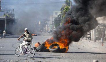 Las protestas y la crisis política marcan el año en Haití