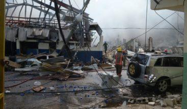 Aseguradora de TransGas inicia pago a afectados por explosión Polyplas