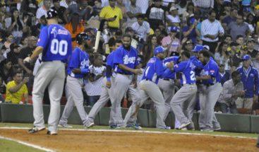 Leones y Tigres provocan cuádruple empate en béisbol dominicano
