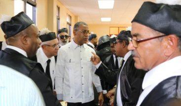 Sigue en cuartel ex fiscal adjunto de Montecristi acusado de violación