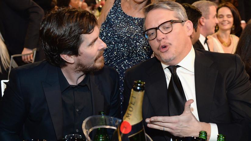 Christian Bale logra salvar la vida de un infarto al director de 'Vice'