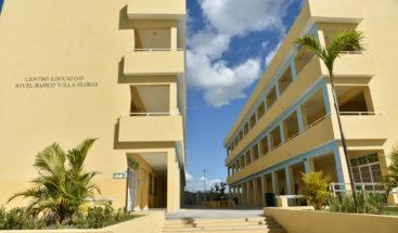 Medina entrega un centro educativo y una estancia infantil en San Juan