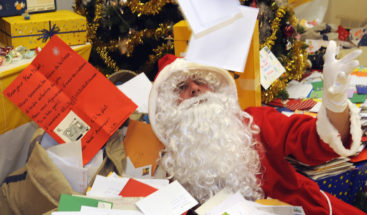 UPS Store dice destruirá cartas a Santa Claus  y la Red no la perdona