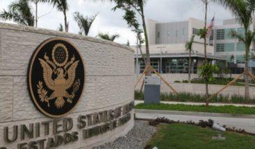 Embajada EEUU en el país aconseja a sus ciudadanos evitar viajes a RD por COVID-19