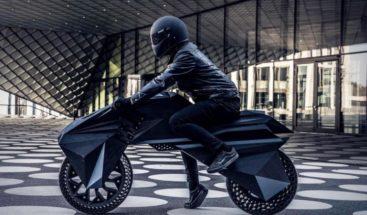 Nera, una motocicleta impresa en 3D