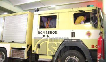 Bomberos del Distrito Nacional, héroes sin capa de la vida real