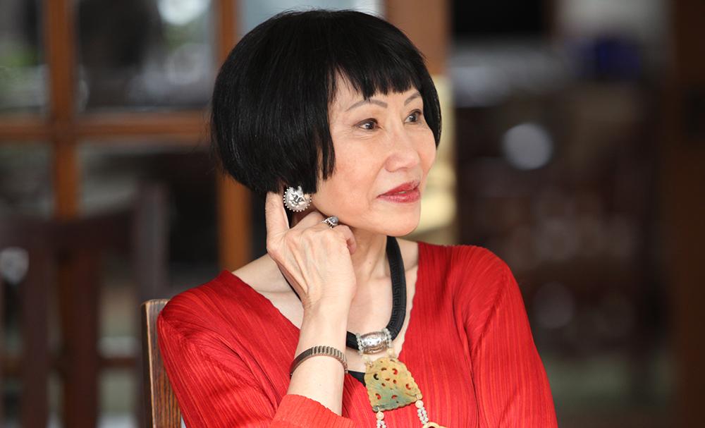 Amy Tan: mi madre me dijo que yo era mejor que un hombre