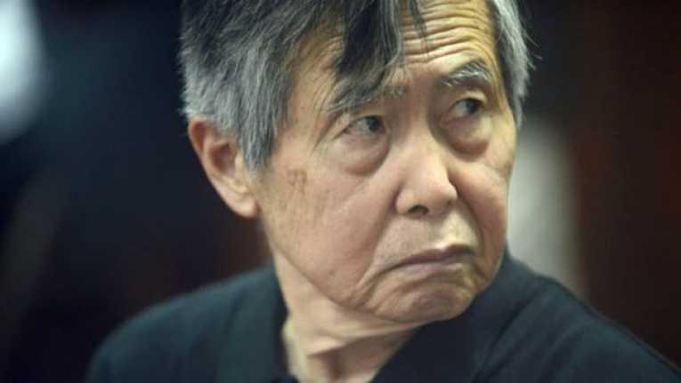 El expresidente peruano Alberto Fujimori cumple un año fuera de prisión