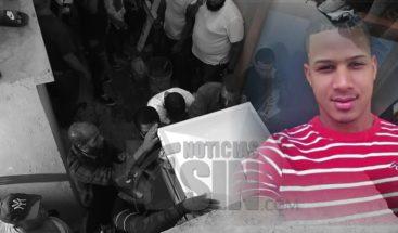 Se entrega acusado de matar joven de un batazo en San Cristóbal