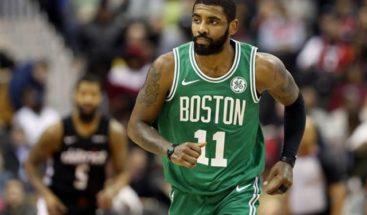 129-108. Irving y Celtics llegan a ocho triunfos seguidos